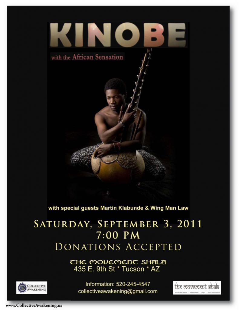 Kinobe Flyer Sept 2011